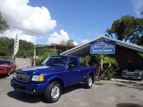 2003 Ford Ranger for sale at NEXT RIDE AUTO SALES INC in Tampa FL
