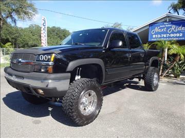 2004 Chevrolet Silverado 1500 for sale at NEXT RIDE AUTO SALES INC in Tampa FL
