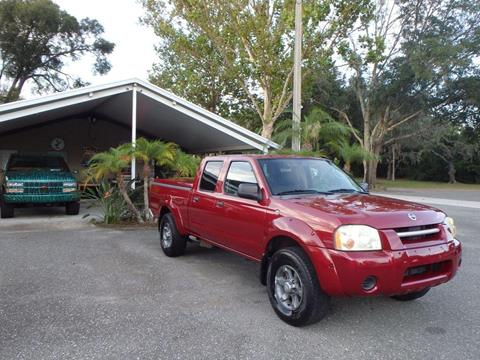 2004 Nissan Frontier for sale at NEXT RIDE AUTO SALES INC in Tampa FL