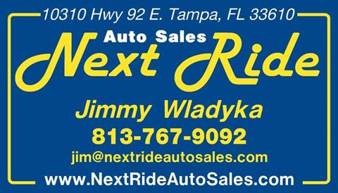 2009 Chevrolet Traverse for sale at NEXT RIDE AUTO SALES INC in Tampa FL