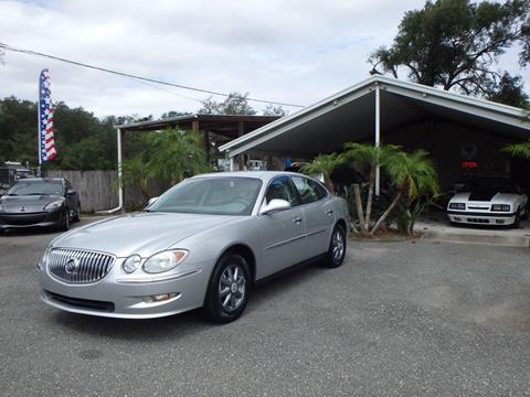 2009 Buick LaCrosse for sale at NEXT RIDE AUTO SALES INC in Tampa FL