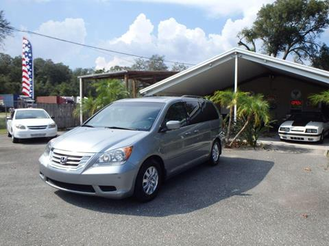 2010 Honda Odyssey for sale at NEXT RIDE AUTO SALES INC in Tampa FL