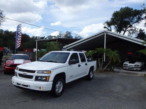 2004 Chevrolet Colorado for sale at NEXT RIDE AUTO SALES INC in Tampa FL