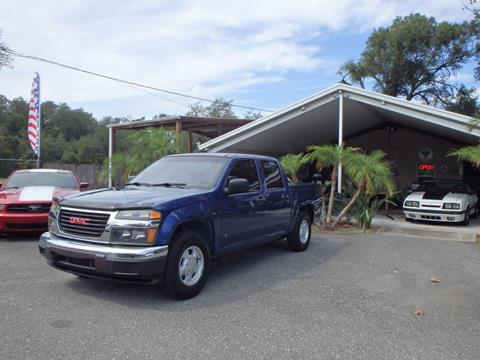 2006 GMC Canyon for sale at NEXT RIDE AUTO SALES INC in Tampa FL