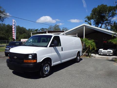2007 Chevrolet Express Cargo for sale at NEXT RIDE AUTO SALES INC in Tampa FL