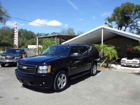 2011 Chevrolet Suburban for sale at NEXT RIDE AUTO SALES INC in Tampa FL