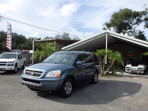 2005 Honda Pilot for sale at NEXT RIDE AUTO SALES INC in Tampa FL