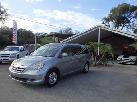 2005 Honda Odyssey for sale at NEXT RIDE AUTO SALES INC in Tampa FL