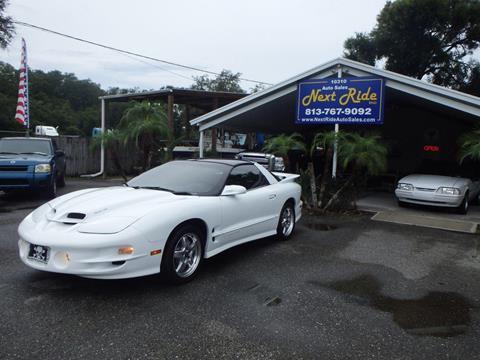 2002 Pontiac Firebird for sale in Tampa, FL
