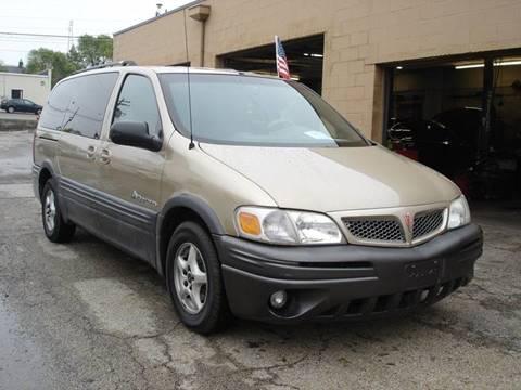 2005 Pontiac Montana for sale in Decatur, IL