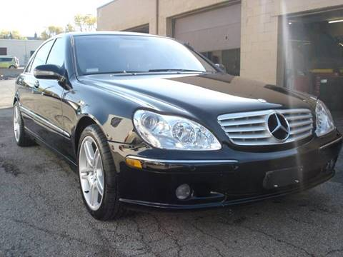 2001 Mercedes-Benz S-Class for sale in Decatur, IL