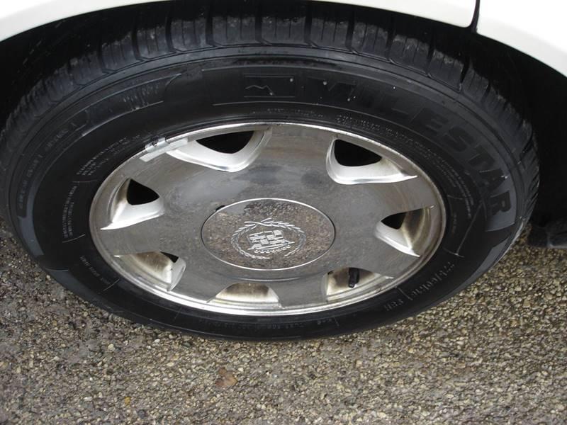1998 Cadillac Seville SLS 4dr Sedan In Decatur IL - Martys Auto Sales
