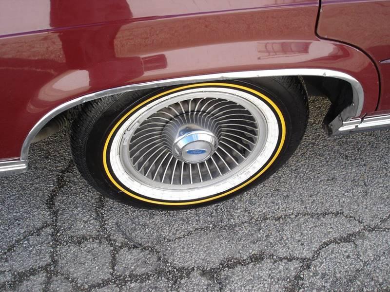 1988 Ford Ltd Crown Victoria LX 4dr Sedan In Decatur IL - Martys ...