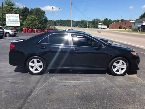 2012 Toyota Camry for sale in Clay City, KY