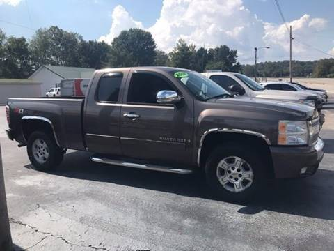 2008 Chevrolet Silverado 1500 for sale in Clay City, KY