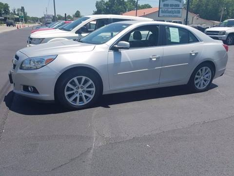 2013 Chevrolet Malibu for sale in Clay City, KY
