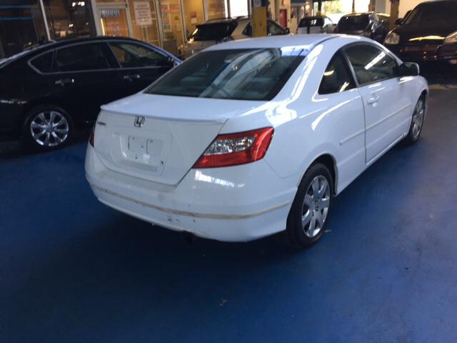 Teterboro Car Dealer >> 2009 Honda Civic LX 2dr Coupe 5A In Teterboro NJ - UPARK ...