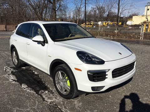2016 Porsche Cayenne for sale in Teterboro, NJ
