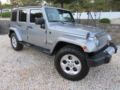 2013 Jeep Wrangler Unlimited for sale in Pen Argyl, PA