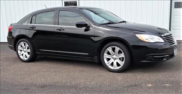 2013 Chrysler 200 for sale in Pease, MN
