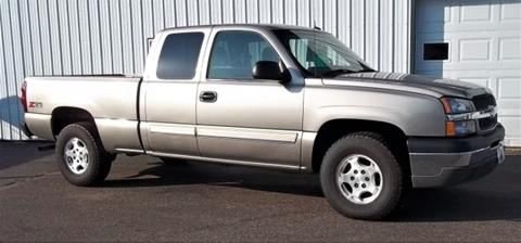 2003 Chevrolet Silverado 1500 for sale in Pease, MN