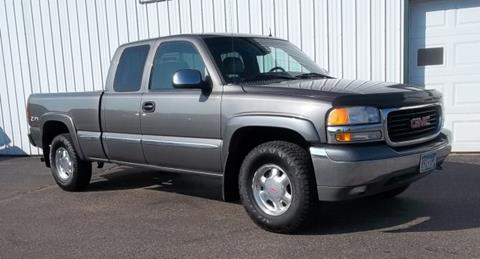 2002 GMC Sierra 1500 for sale in Pease, MN