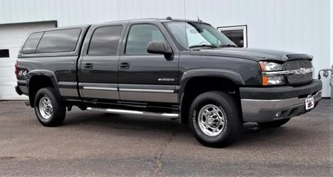 2004 Chevrolet Silverado 2500HD for sale in Pease, MN