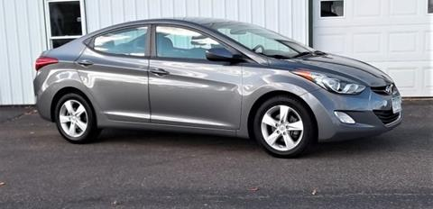 2013 Hyundai Elantra for sale in Pease, MN
