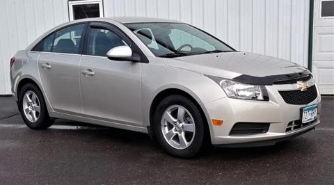 2013 Chevrolet Cruze for sale in Pease, MN