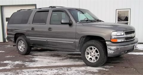 2001 Chevrolet Suburban for sale in Pease, MN