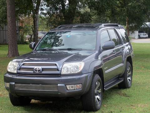 2005 Toyota 4Runner For Sale In Dallas, TX