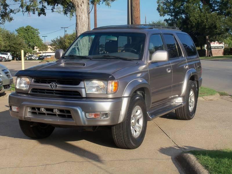 2002 Toyota 4Runner SR5 2WD 4dr SUV   Dallas TX
