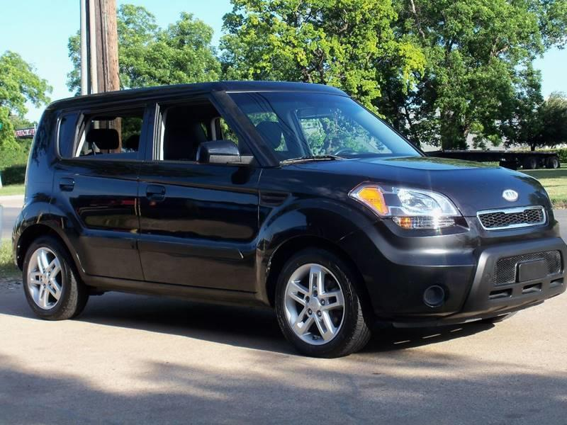 2010 Kia Soul Sport 4dr Wagon 4A   Dallas TX