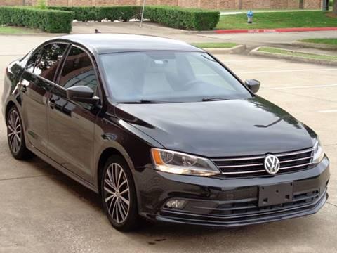 2016 Volkswagen Jetta for sale in Dallas, TX