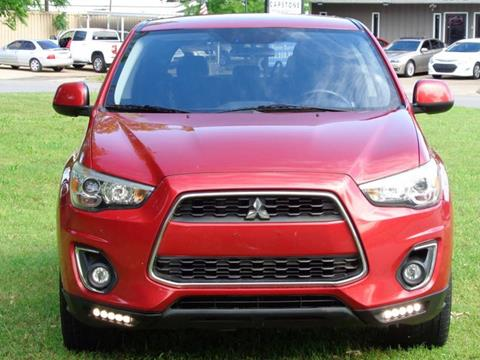 2014 Mitsubishi Outlander Sport for sale in Dallas, TX