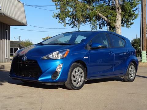 2016 Toyota Prius c for sale in Dallas, TX