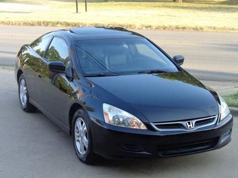2006 Honda Accord for sale in Dallas, TX