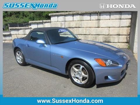2002 Honda S2000 for sale in Newton NJ