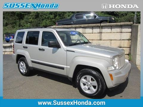 2009 Jeep Liberty for sale in Newton NJ