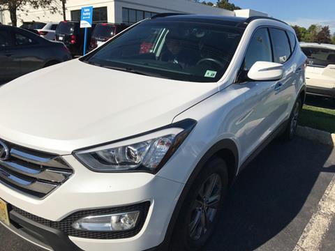 2014 Hyundai Santa Fe Sport for sale in Newton NJ