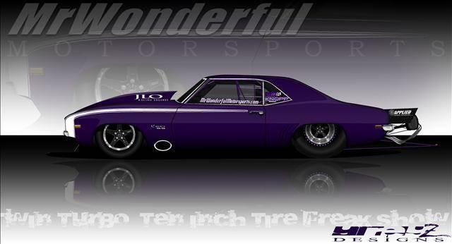 1969 MR WONDERFUL MOTORSPORTS ALL for sale at Mr Wonderful Motorsports in Aurora IL