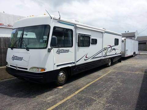 1999 Allegro Motorhome for sale at Mr Wonderful Motorsports in Aurora IL