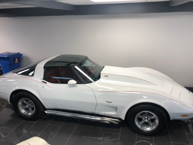 1979 Chevrolet Corvette for sale at Mr Wonderful Motorsports - Muscle Cars in Aurora IL