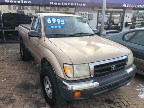 2000 Toyota Tacoma for sale at Mr Wonderful Motorsports in Aurora IL
