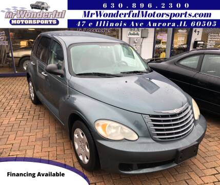 2006 Chrysler PT Cruiser for sale at Mr Wonderful Motorsports in Aurora IL