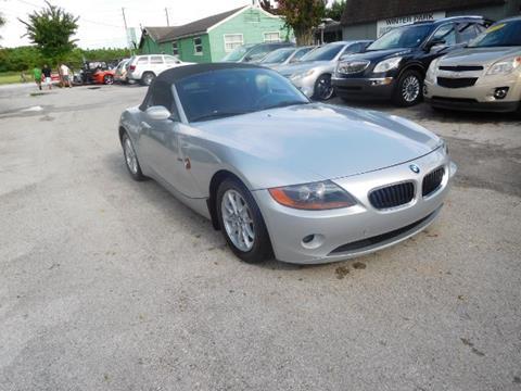 2004 BMW Z4 for sale in Orlando, FL