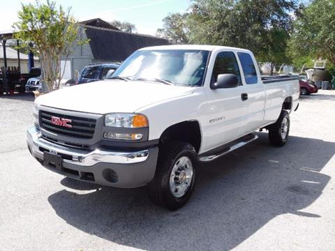 2006 GMC Sierra 2500HD for sale in Orlando, FL