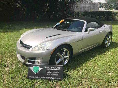 2007 Saturn SKY For Sale In Orlando, FL