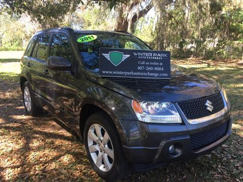 2011 Suzuki Grand Vitara for sale in Orlando, FL