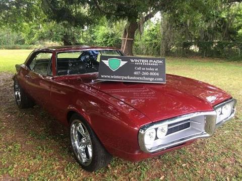 1967 Pontiac Firebird for sale in Orlando, FL